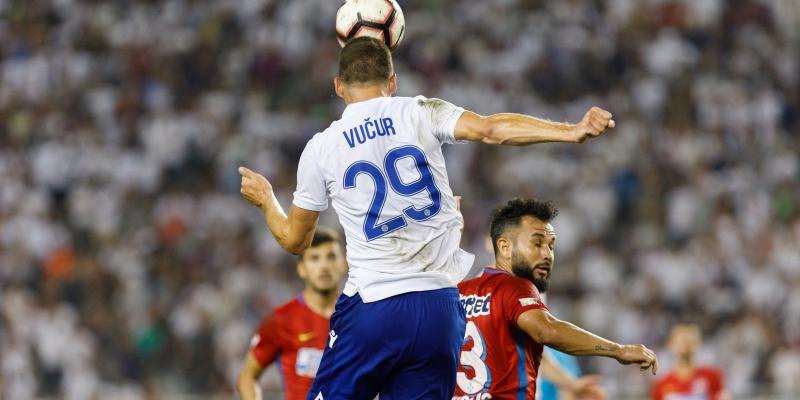 Stipe Vučur: Cijela momčad je odigrala dobro, žao mi je što publiku nismo nagradili pobjedom