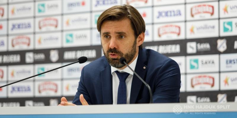 Trener Kopić nakon remija na Rujevici