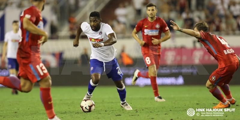 Said se ispričao zbog nesportskog poteza na utakmici s Goricom