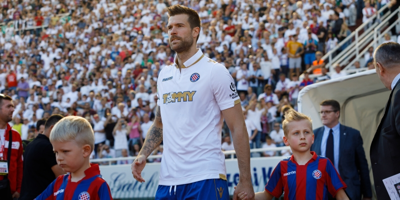 Márkó Futács više nije igrač Hajduka!