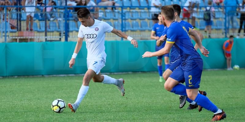 Hajduk II remizirao na gostovanju kod Kustošije