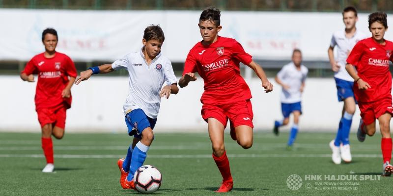 Suradnja Splita i Ancone: Hajduk na turniru ugostio mlade talijanske nogometaše