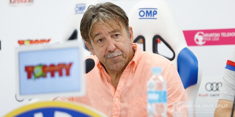 Trener Vulić: Vjerujem u ove momke i ovaj Klub, siguran sam da ćemo iz svega izaći jači