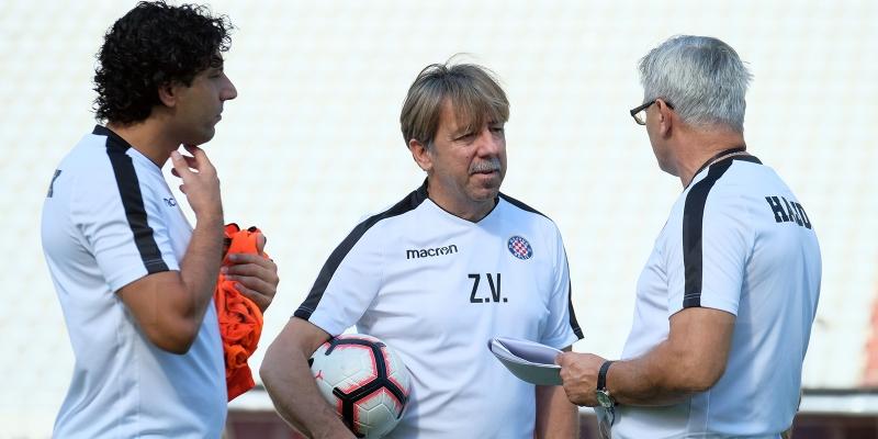 Nakon 27 dana opet na Poljudu: Bijeli s novim trenerom dočekuju Rudeš