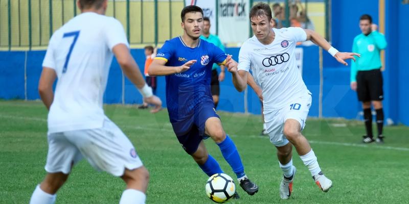 Hajduk II poražen u Varaždinu
