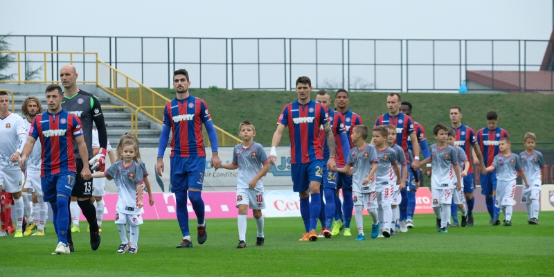Velika Gorica: Gorica - Hajduk 1:1