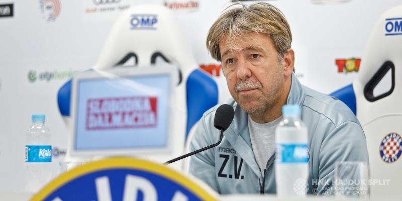 Trener Vulić pojasnio izjavu sa subotnje konferencije za medije