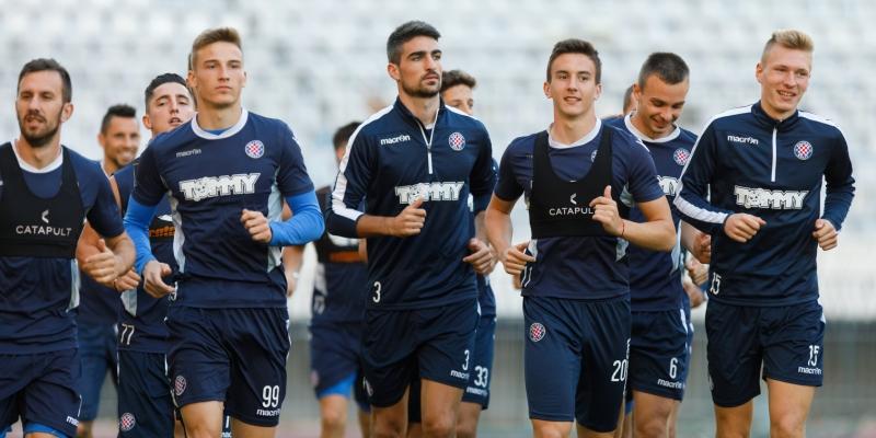 Raspored i satnice svih dvoboja Hajduka do kraja godine