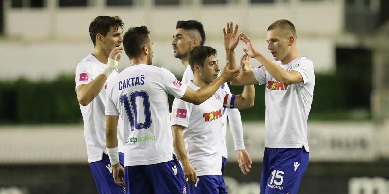 Split: Hajduk - Inter Z. 3:0