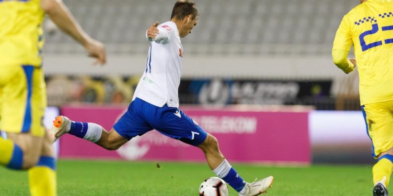 Četiri igrača Hajduka dobila poziv za U-20 reprezentaciju Hrvatske