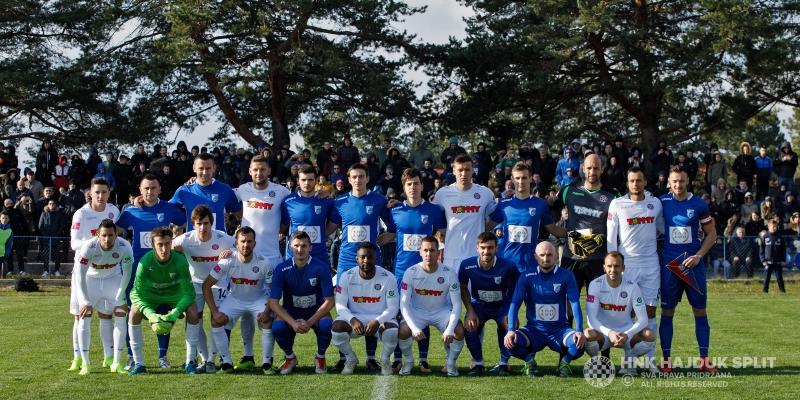 Livno: Troglav 1918 - Hajduk 0:0
