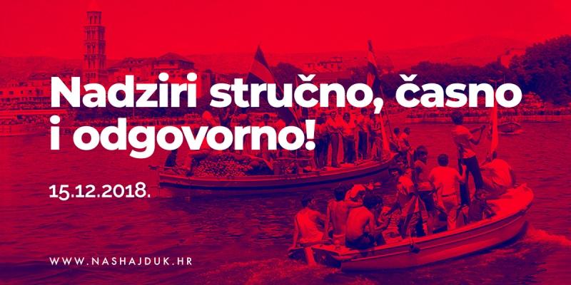 Izbori za Nadzorni odbor 2018.: Benjamin Perasović