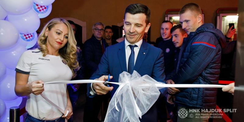 Otvoren novi Fan shop u centru grada Splita!