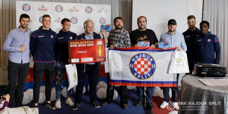 Na Poljudu održano finale ekskluzivnog pub kviz natjecanja