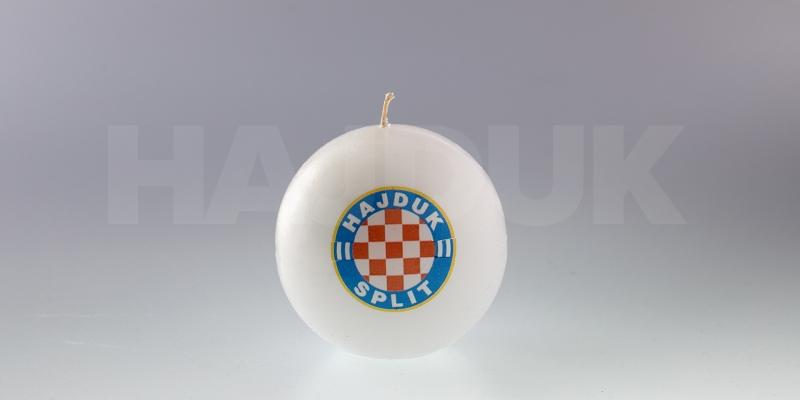 U povodu nadolazećih blagdana u ponudi voštane svijeće HNK Hajduk i štićenika Udruge Mir