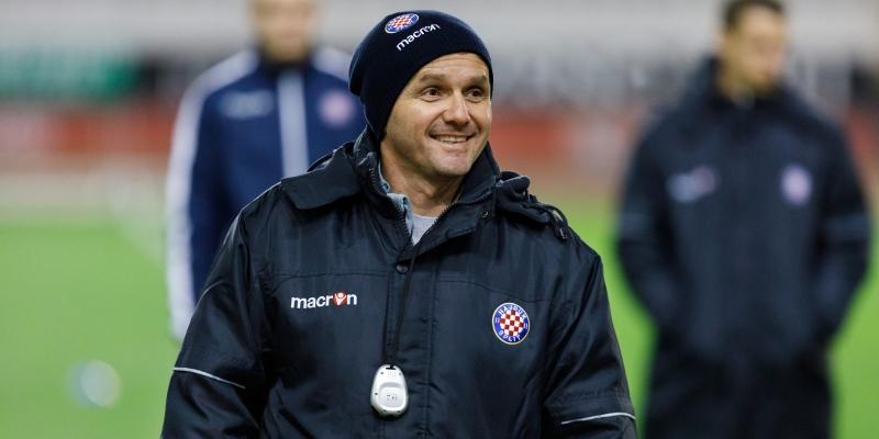 Debi trenera Oreščanina: Hajduk protiv Rudeša u Kranjčevićevoj
