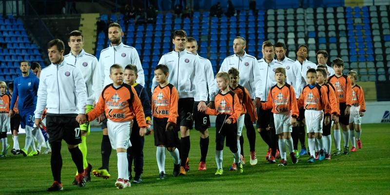 Gradski vrt: Osijek - Hajduk 2:1