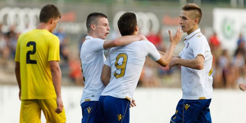 Pioniri i kadeti igraju u Vranjicu, juniori dočekuju Inter