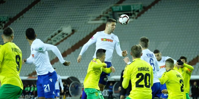 Vučur: Prvijenac za Hajduk je nešto posebno