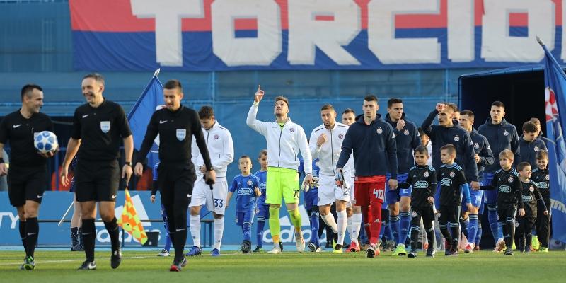 Zagreb: Dinamo - Hajduk 1:0