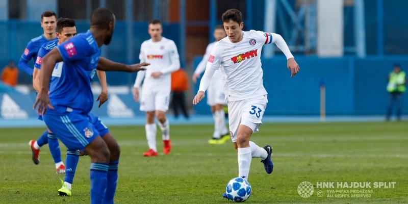 Zagreb: Dinamo (Z) - Hajduk 1:0