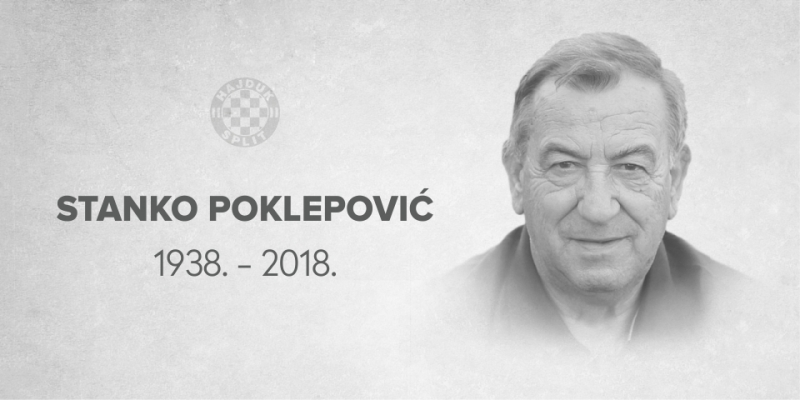 Preminuo Stanko Poklepović