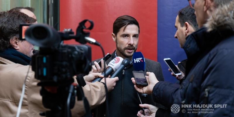 Sportski direktor Bjelanović uoči početka priprema za nastavak sezone