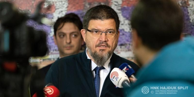 Perasović: Predsjednik Uprave i njegov tim imaju našu punu podršku