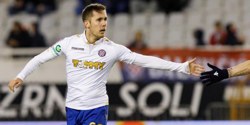 Edin Šehić and Hajduk mutually terminate contract