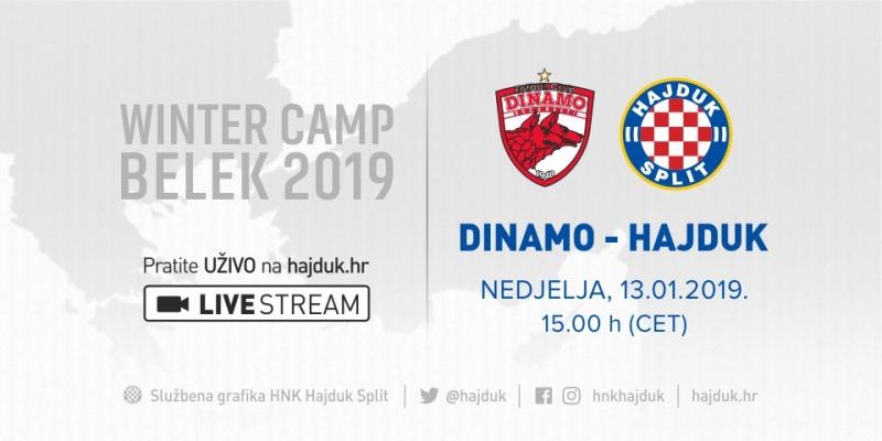 Četvrti susret Hajduka i rumunjskog Dinama: Evo tko su bili dosadašnji akteri...