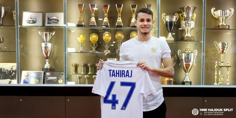 Francesco Tahiraj novi je igrač Hajduka!