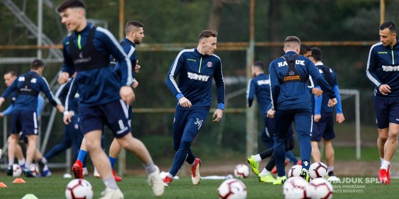Prva pripremna utakmica u Turskoj: Bijeli danas igraju s Dinamom iz Bukurešta