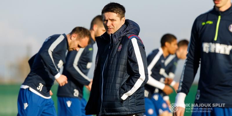 Trener Oreščanin: Naglasak je bio na fazi obrane, odradili smo to vrlo dobro