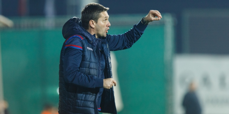 Trener Oreščanin: Drago mi je zbog momaka, ali čvrsto smo na tlu i nastavljamo raditi