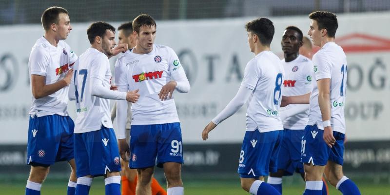 Belek: Hajduk danas igra s mađarskim Újpestom