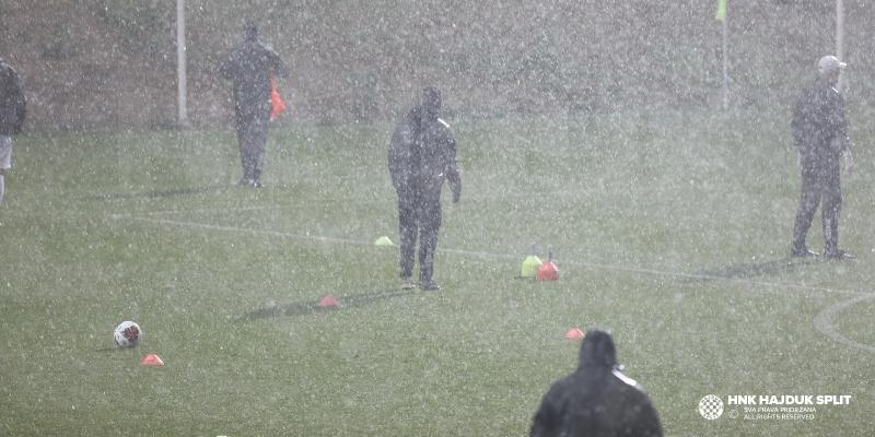 Újpest - Hajduk cancelled due to bad weather in Belek