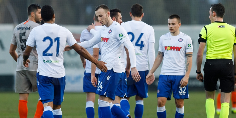 Belek: Hajduk danas igra sa Šahtjorom iz Saligorska