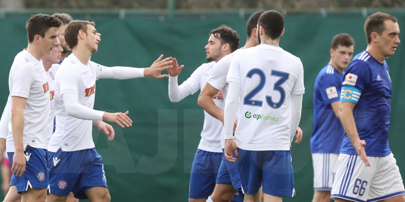Belek: Fakel Voronjež - Hajduk 3:7