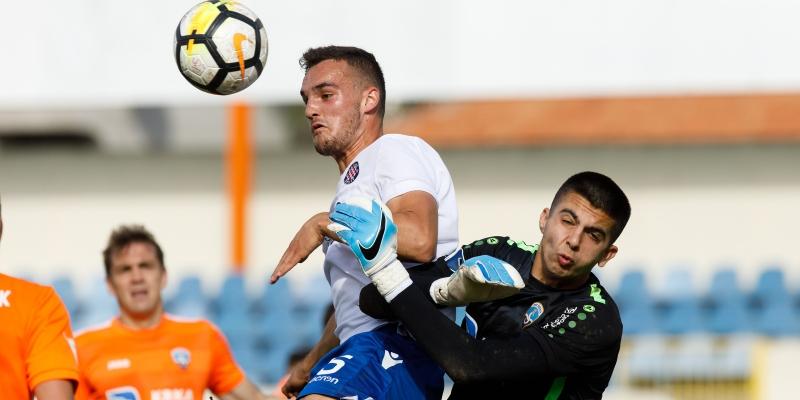 Hajduk II u nedjelju igra protiv Junaka
