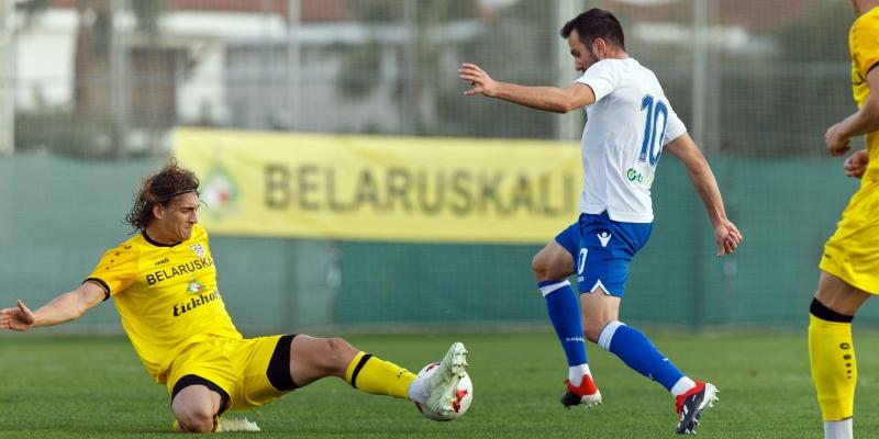 Match highlights: Shakhtyor Soligorsk - Hajduk 1:1