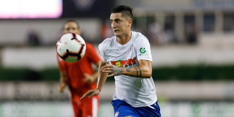 Steliano Filip no longer a Hajduk player