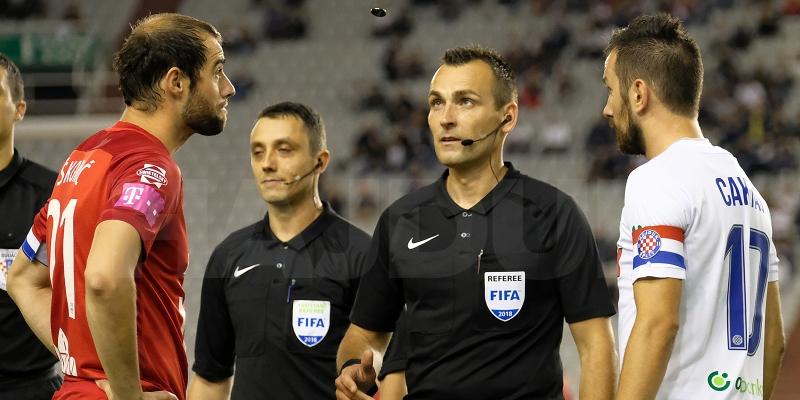 Bebek appointed match referee for Osijek - Hajduk