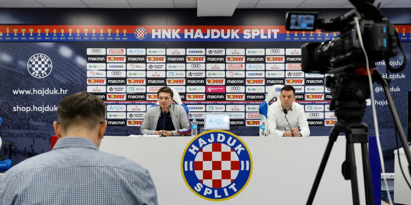 Coach Oreščanin: Return of our supporters motivates the team even more
