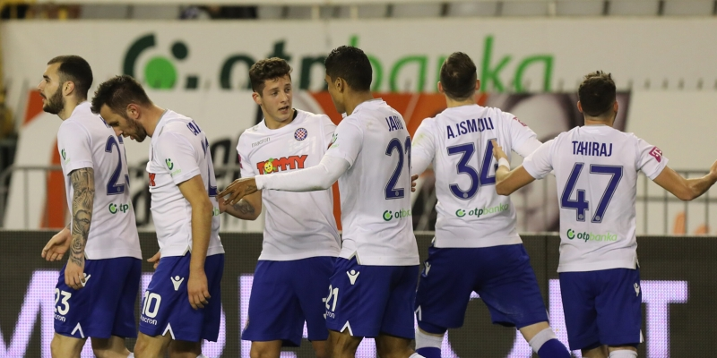 Druga pobjeda u nastavku sezone: Hajduk svladao i Lokomotivu