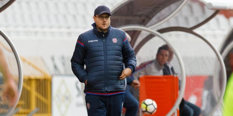 Hajduk II u srijedu igra protiv Lučkog
