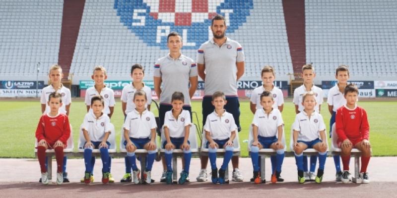 Mlađi početnici osvojili turnir u Solinu