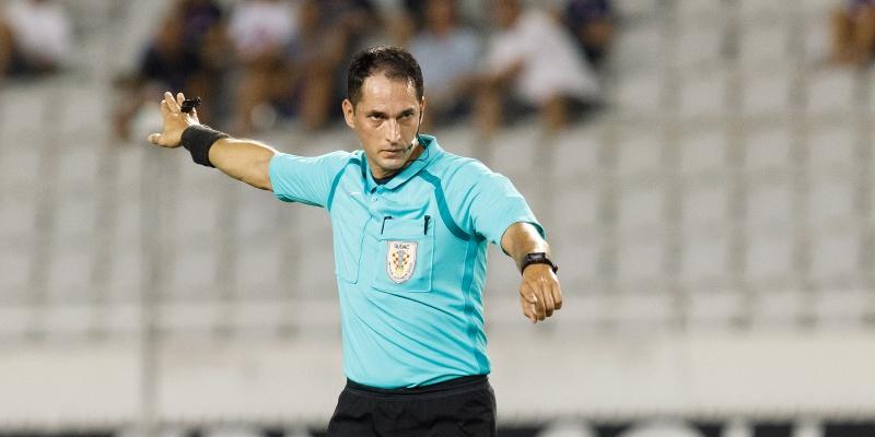 Vidulin to officiate Hajduk - Gorica again