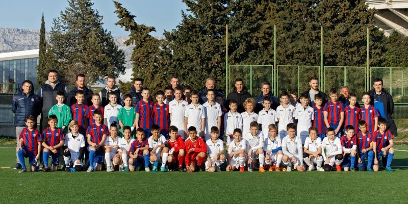 Na Poljudu odigrana selekcijska utakmica 2008. godišta