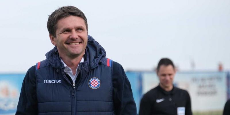 Konferencija za novinare trenera Oreščanina nakon pobjede u Koprivnici