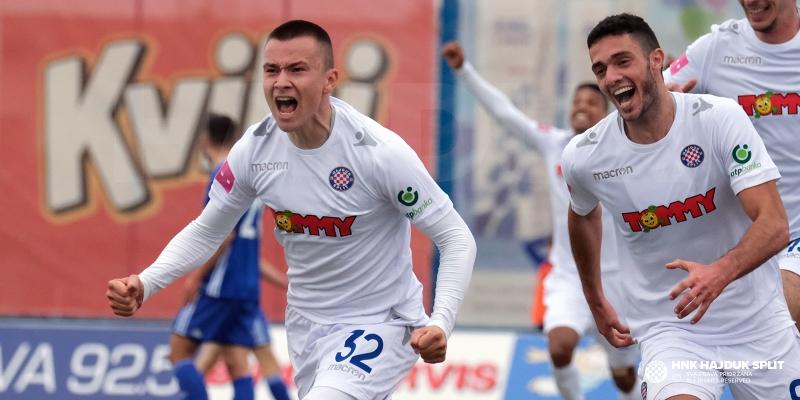 Slaven Belupo - Hajduk 1:2